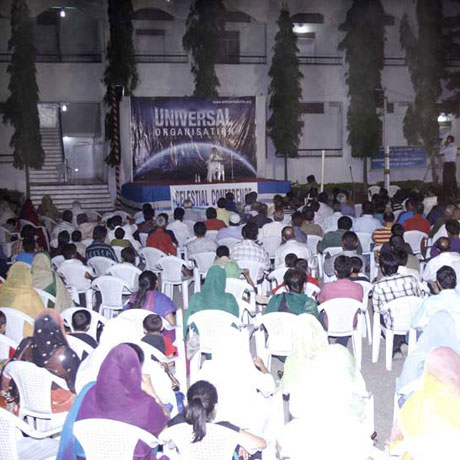 <h4>Celestial Conference - Pune (2011)</h4>